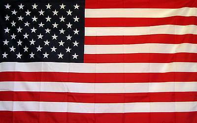 United States of America 4ft x 6ft Flag 50 Stars Banner made in USA