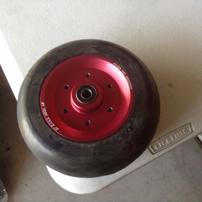 Goped Billet Wheel Complete with Bearings Power Ped Mesa AZ  RARE
