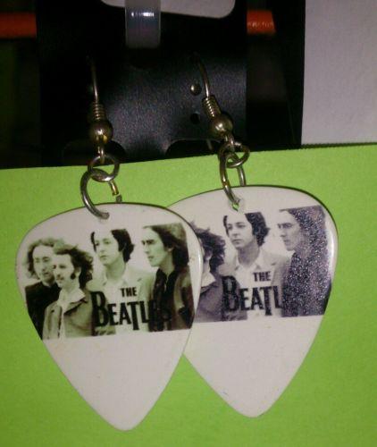 Beatles earrings