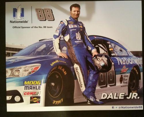 Dale Earnhardt Jr Hero Card