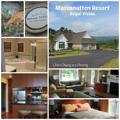 Regal Vistas at Massanutten Resort in Virginia Time Share Purchase (Week 5)