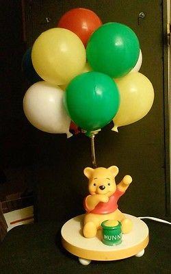 Winnie The Pooh Balloon Lamp