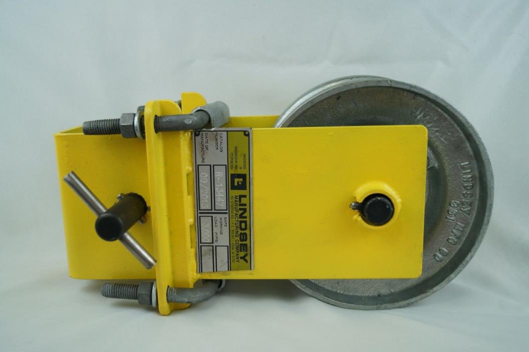 Pulleys And Blocks For Sale : Cable pulley sheave classifieds