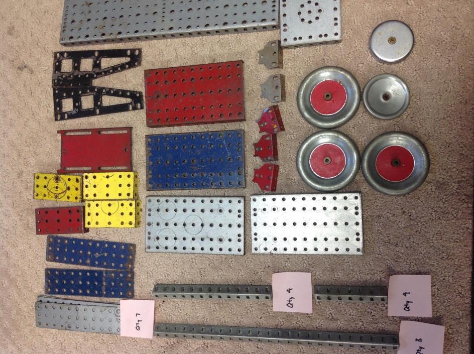Vintage Erector Sets For Sale Classifieds