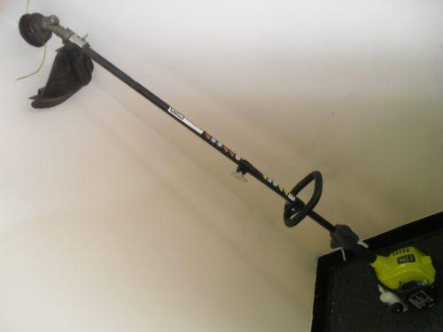 KZ RYOBI RY252CS 25 cc 2-Cycle Full Crank Straight Shaft Gas String Trimmer