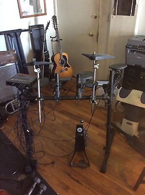 Yamaha Dt Express Electronic Drum Set