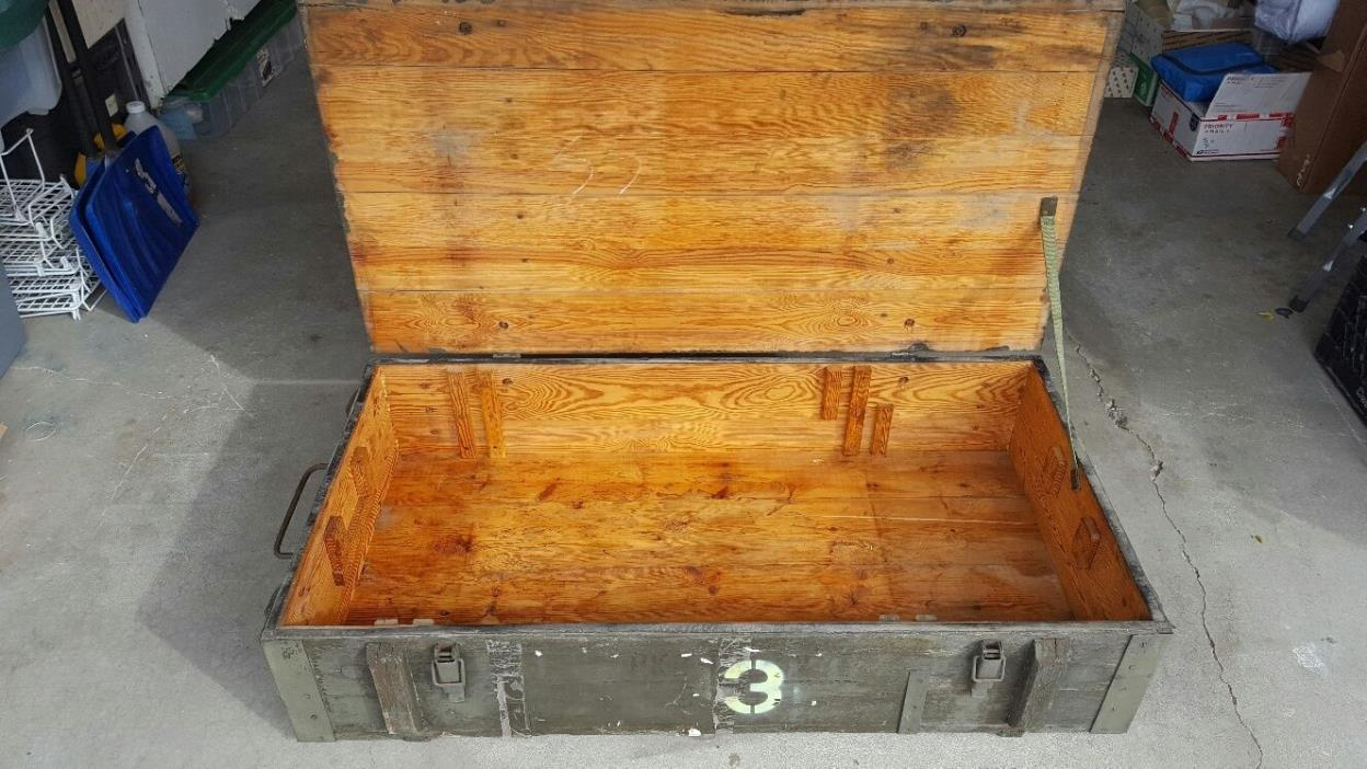 Steel Mortar Boxes : Large ammo box for sale classifieds