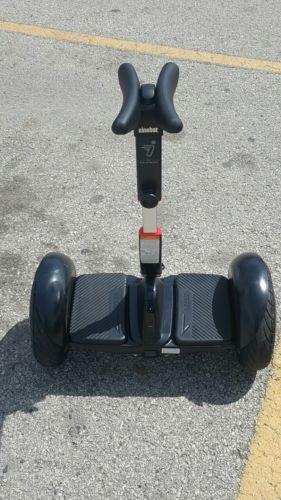 Segway miniPRO Smart Self Balancing Personal Transporter Ninebot App Black