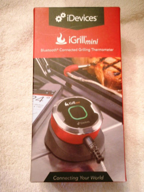 iGrill mini (Bluetooth) Connected Thermometer *NEW IN BOX* Father's Day COMING!!