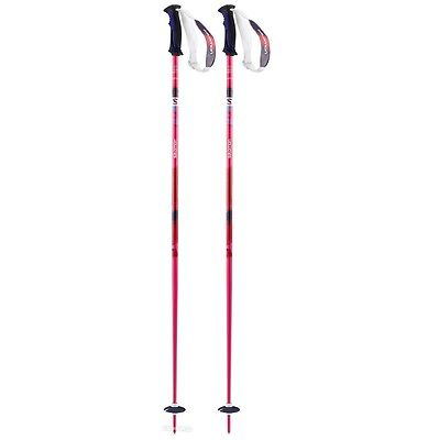 2017 Salomon Shiva Pink 110cm Womens Ski Poles