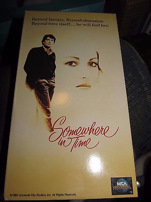 Somewhere In Time (VHS)
