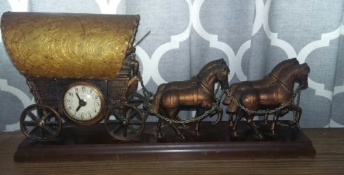 United Horse Clock For Sale Classifieds