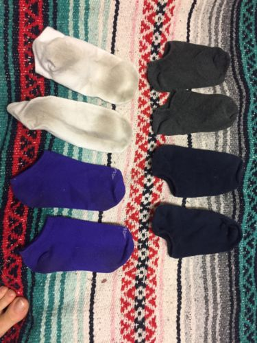 Trashed Women's Socks 4 Pairs