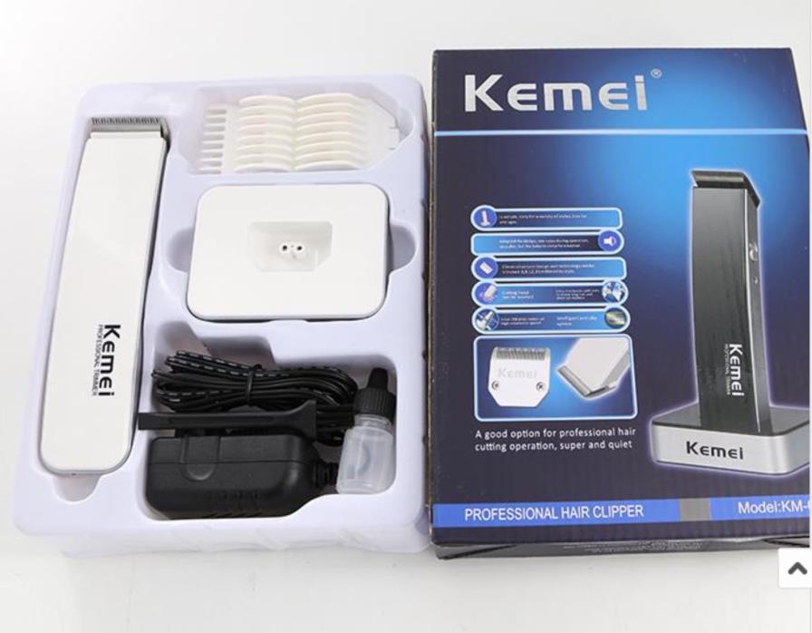 Cordless Rechargeable Hair Clipper Trimmer KEMEI USA SELLER FAST SHIP 110v/220v
