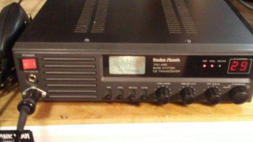 radio shack trc 495 cb