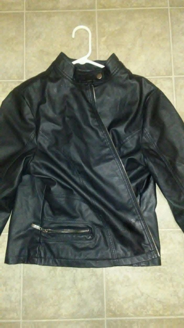 Women's motorcycle fashion riding jacket Size 2X Plus Excellent Condition
