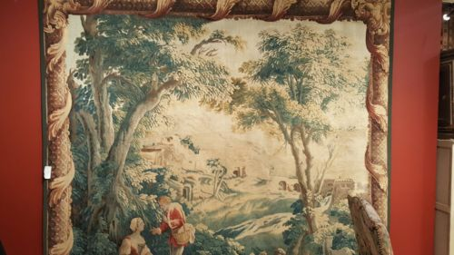 Large French Tapestry 1840