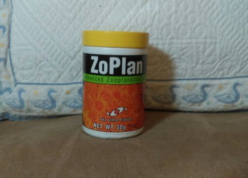 Two Little Fishies ZoPlan Advanced Plankton Diet FISH AND CORAL FOOD