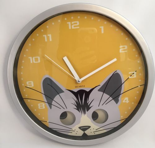 Clock Moving Eyes For Sale Classifieds