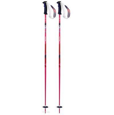 2017 Salomon Shiva 125cm Pink Womens Ski Poles