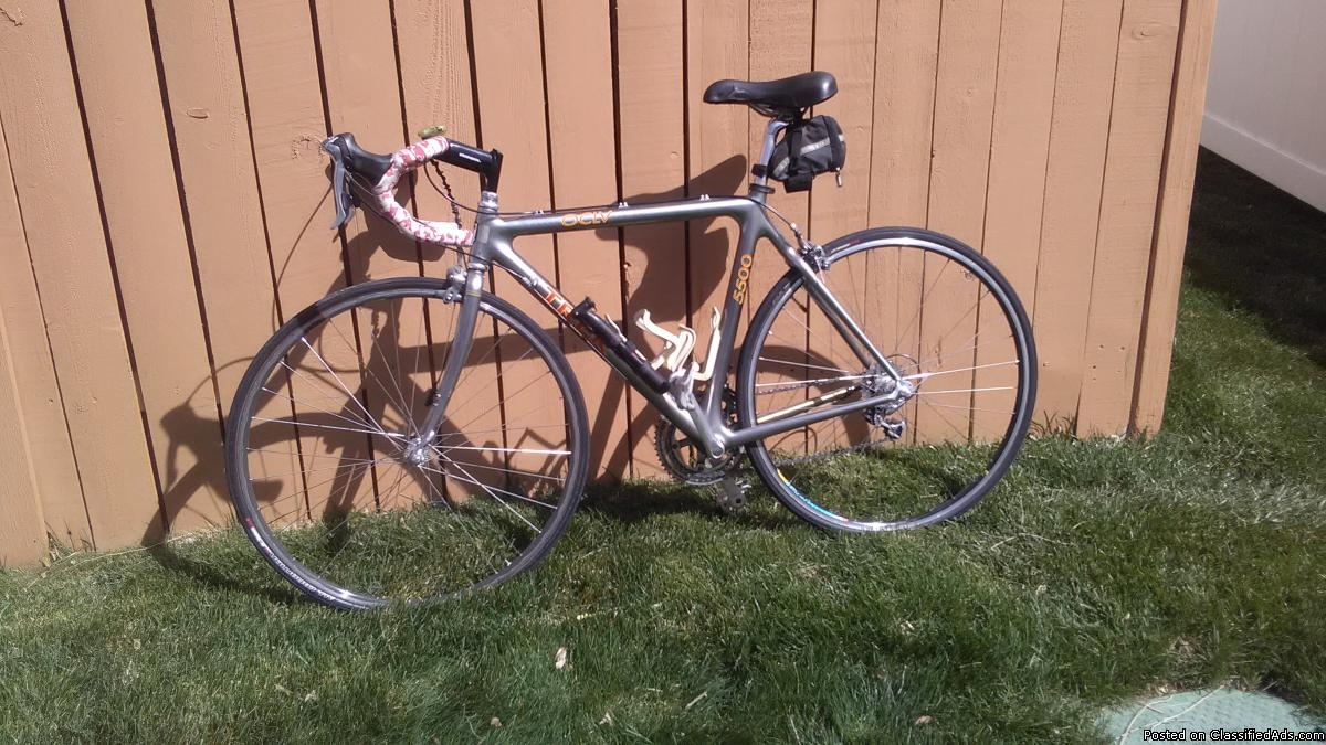 Trek 5500 0CL Carbon Series Road Bike