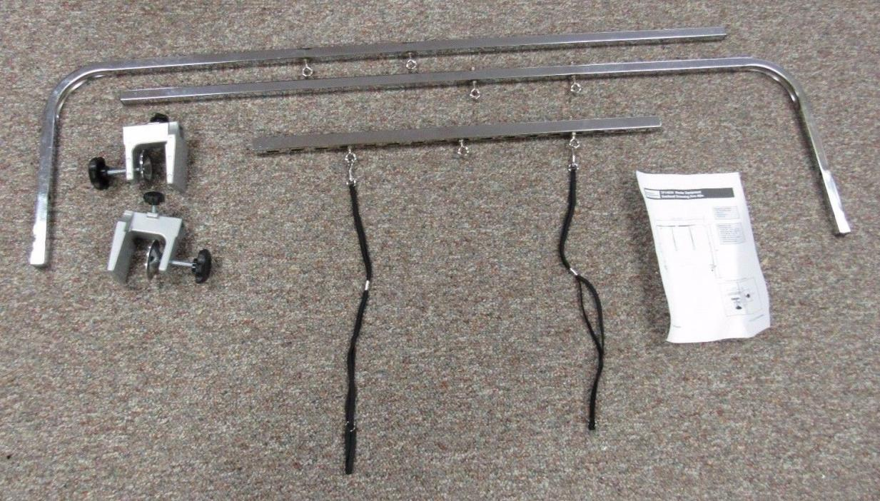 Master Equipment Zinc-Plated Steel Overhead Pet Grooming Arm - T1