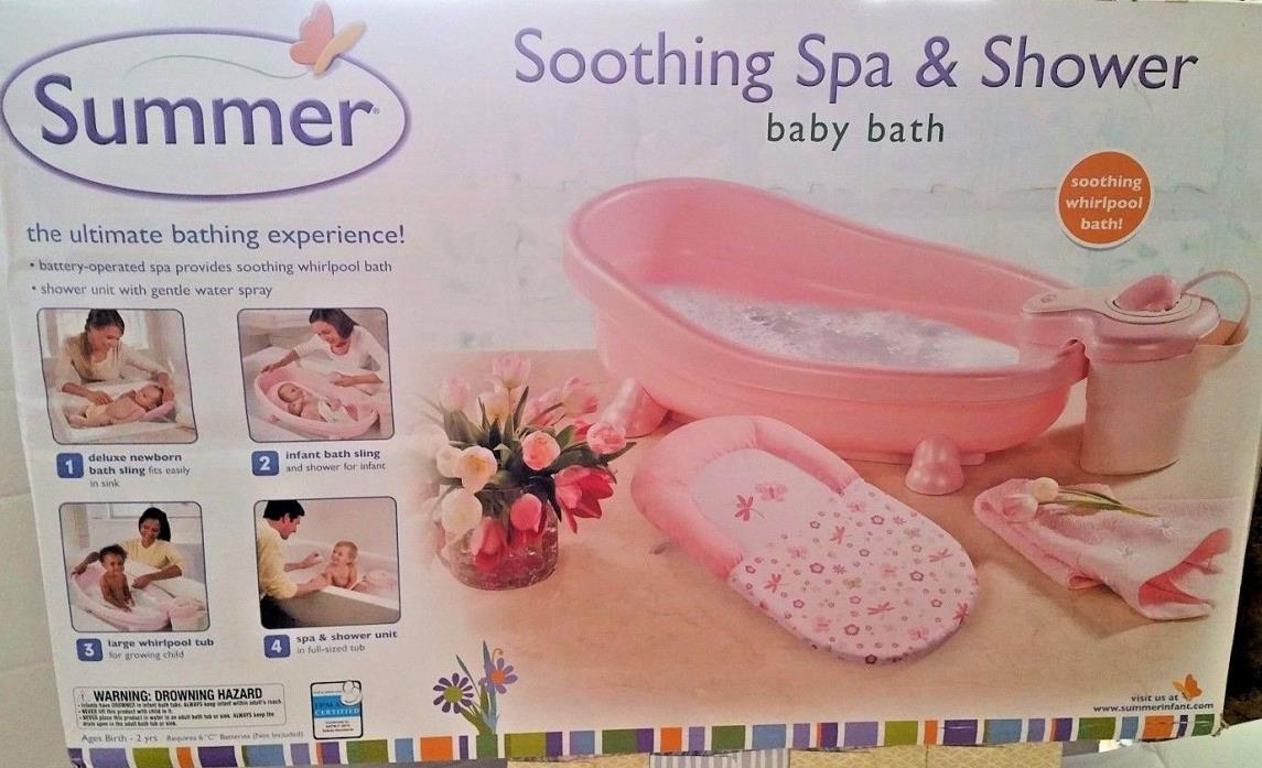 Summer Infant Soothing Spa