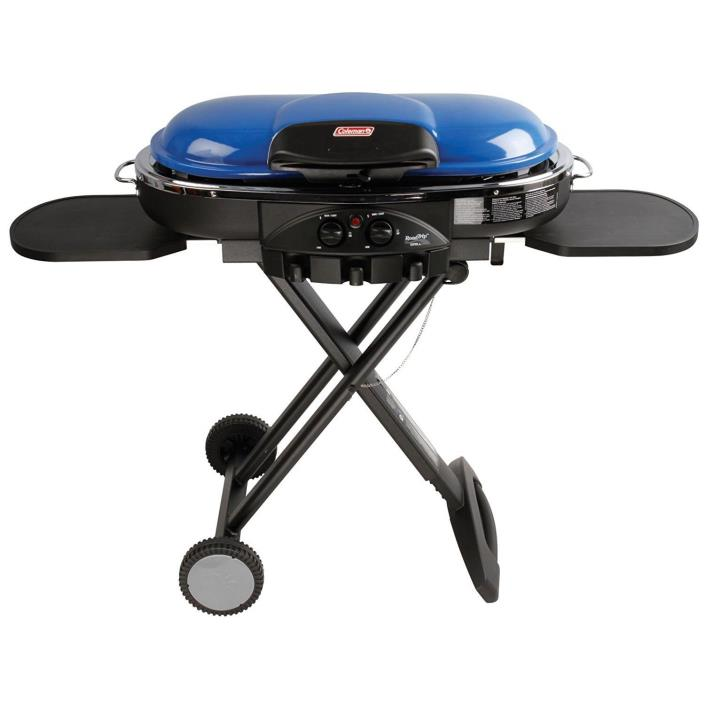 Portable Grill  Bbq Camping Outdoor Picnic Charcoal Gas Steel Barbecue Cooking