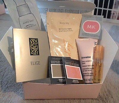 Mary Kay Samplers *Beauty Box* HTF and NEW samples