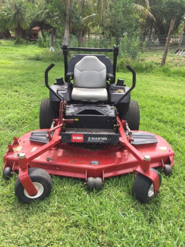 Toro Z Master Commercial Turbo Force 72