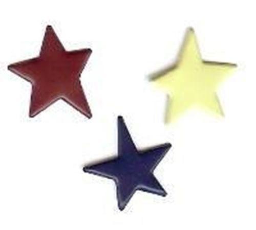 Primitive Star Brads - Bulk 25ct - Primitive Americana