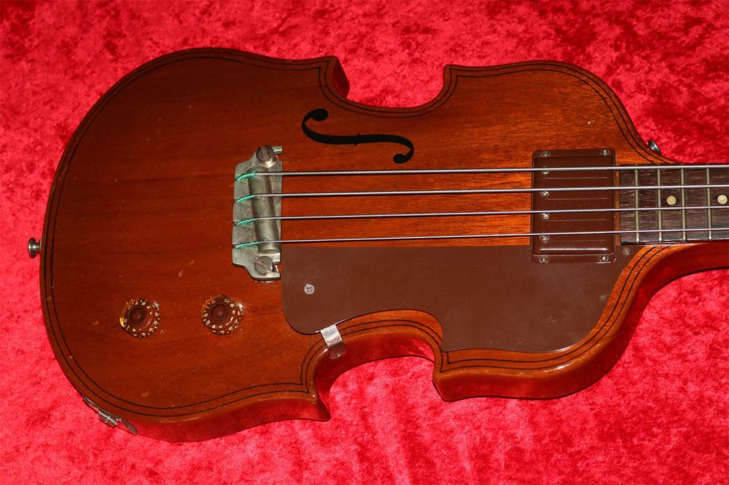 1957 Gibson EB-1 Bass (GIB0224)