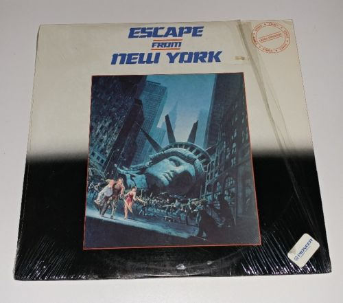 escape from new york laserdisc