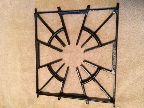 Vintage Cast Iron Stove Grate
