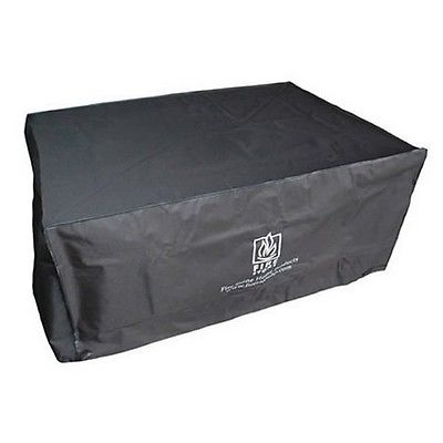 Rectangular Vinyl Cover for Montego Crystal Fire Pit Table- NEW