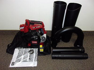 Toro 150 MPH 460 CFM 25.4cc 2-Cycle Handheld Gas Leaf Blower Vacuum