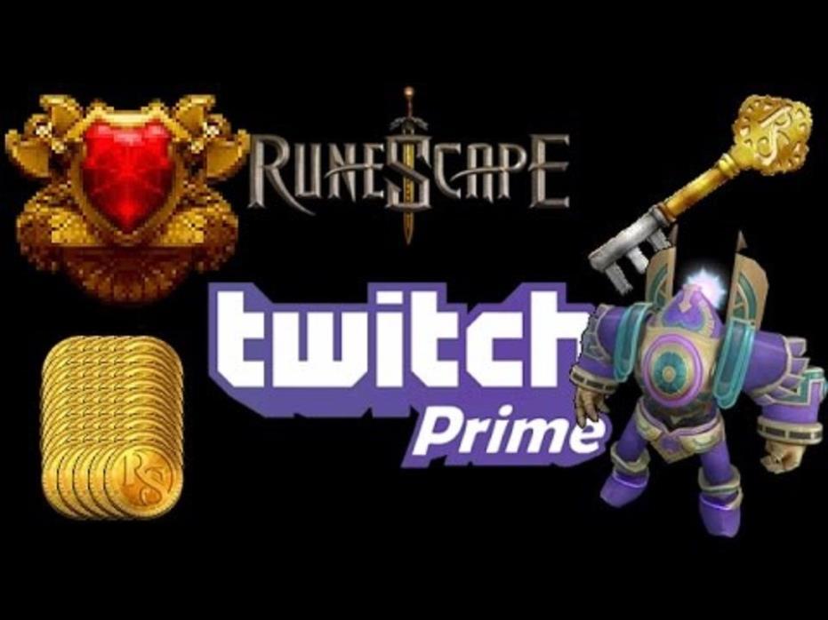 Runescape Twitch Prime Code