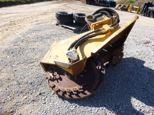 Titan 200B Excavator Stump Grinder