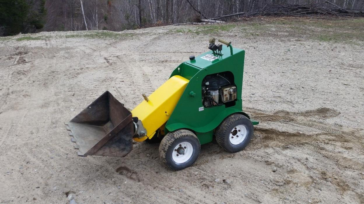 Kanga Mini Skid Steer