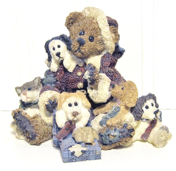 Boyds Bear & Friends 1996