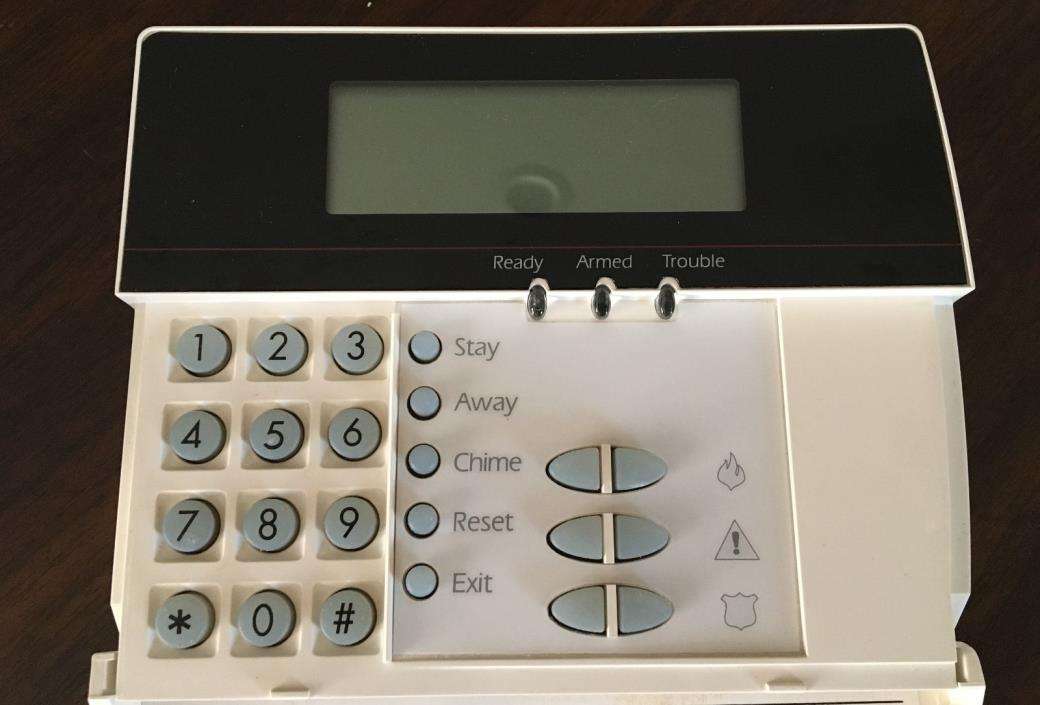 Dsc Alarm Keypad - For Sale Classifieds
