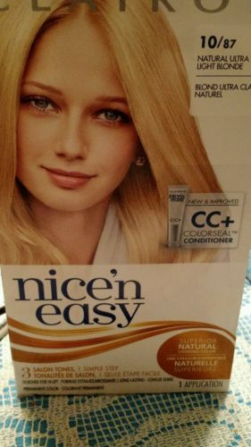 nice'n easy CLAIROL Permanent Color