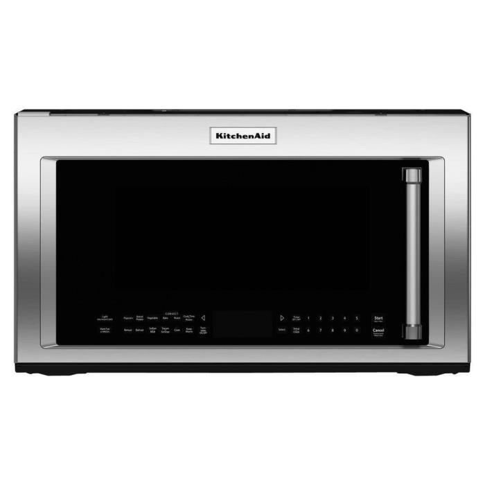 KitchenAid Over the Range Convection Microwave Stainless Steel Sensor Cooker NEW