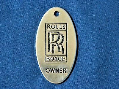 Rolls Royce Owners Key Fob