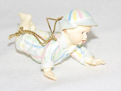 Ashton Drake Yolanda Picture Perfect Babies Ornaments Todd
