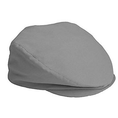 BRUSHED MICRO FIBER IVY CAP - Grey X-Large