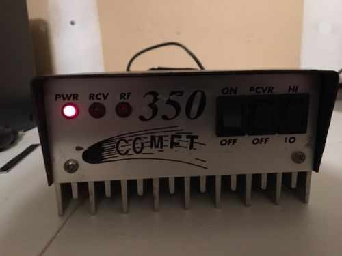Cb Radio Linear Amplifier