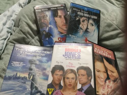 5 DVD Lot