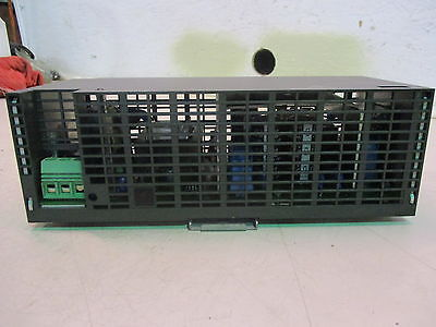 SIEMENS SITOP POWER 20 1PH #414950T SN:Q6R5330267 CAT#6EP1-336-2BAD0 USED