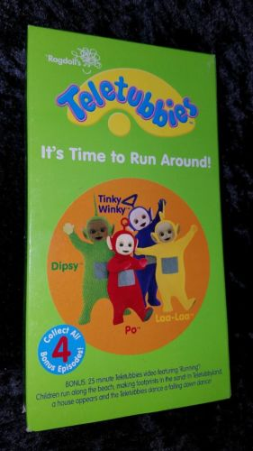 Teletubbies Vhs Classifieds